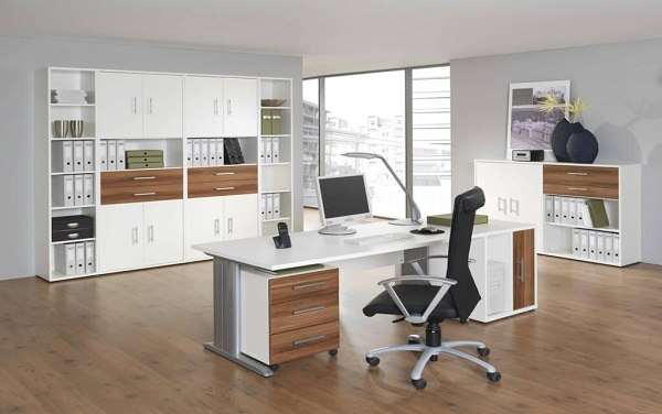Home office furniture.