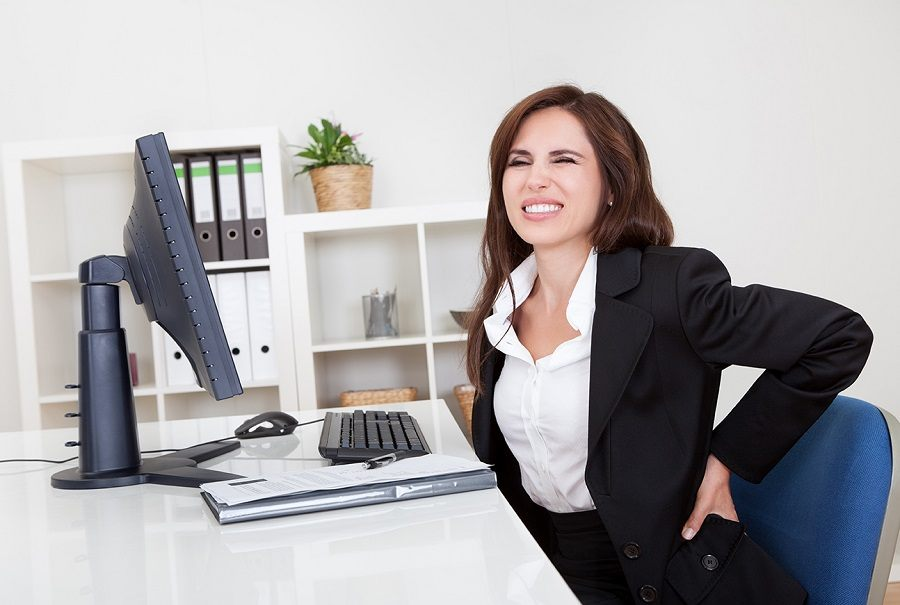 How To Prevent Back Pain Often Found With Office Workers