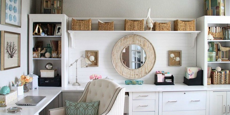 5 Design Ideas For Your Home Office