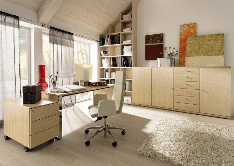 Home Offices: How To Increase Productivity