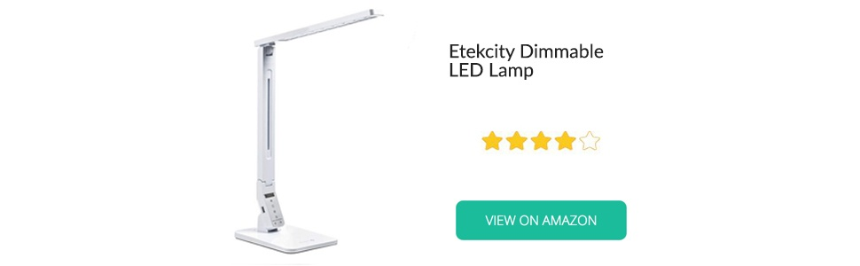 Etekcity Dimmable LED Lamp